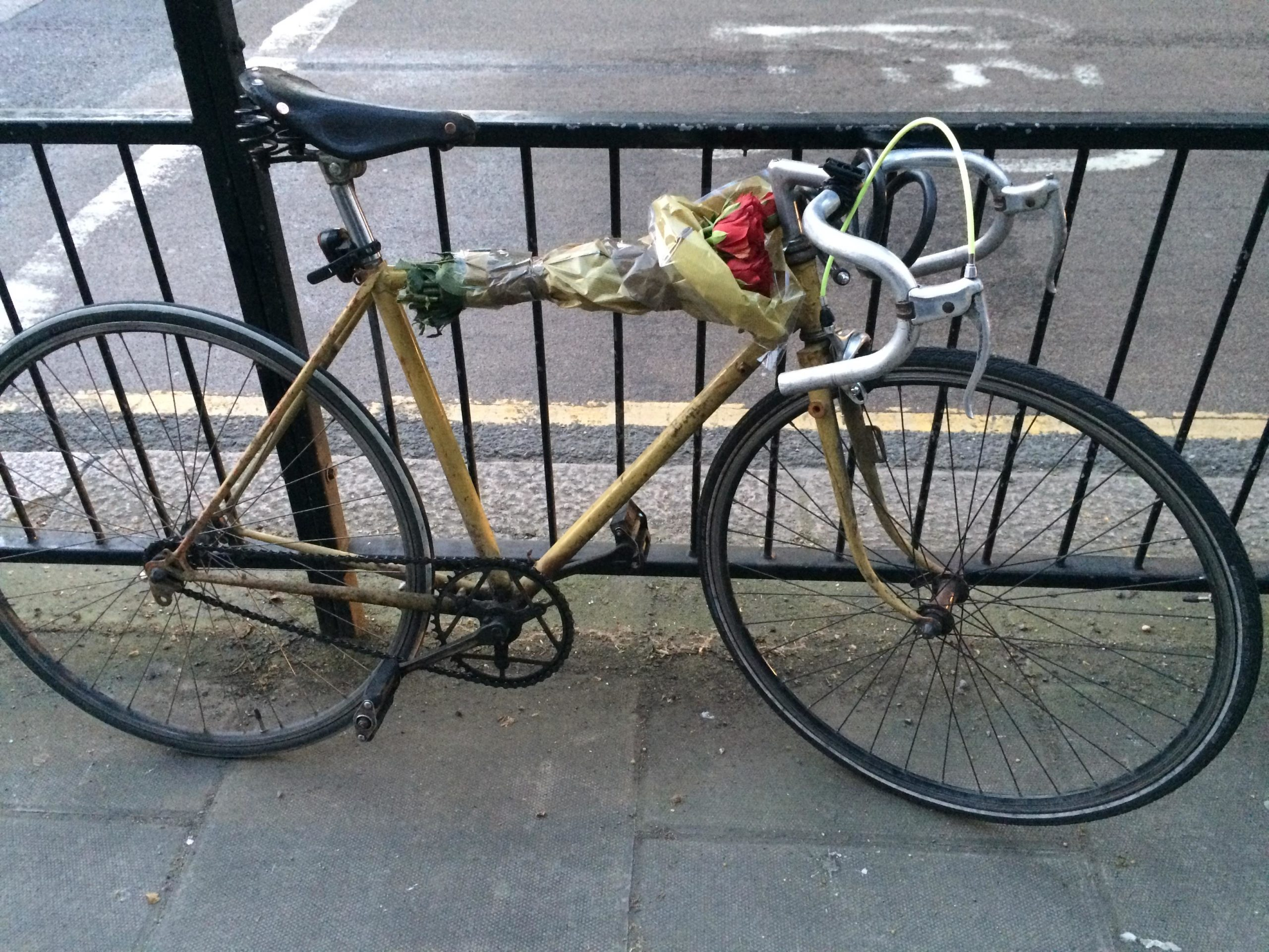 Dear bike (1/5)